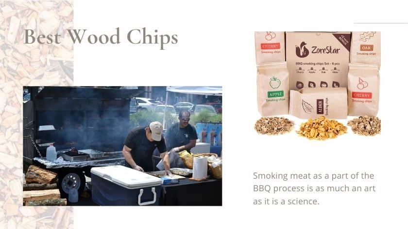 Best Wood Chips For Smoking BBQ 2021 – Grilling Fuels